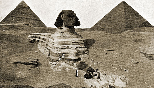 egypt pyramids sphinx inside - photo #32